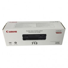 Original Black Canon 713 Toner Cartridge - (1871B002AA)