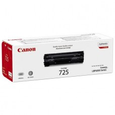 Original Black Canon 725 Toner Cartridge -(3484B002AA)