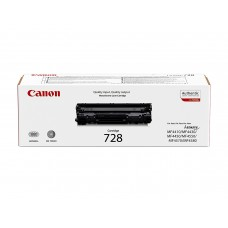 Original Black Canon 728 Toner Cartridge - (3500B002AA)