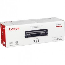 Original Black Canon 737 Toner Cartridge - (9435B002)