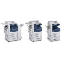 Xerox 7530 Laser Color Printer Used