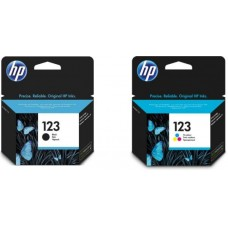 123 HP Ink Set Original