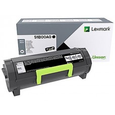 317 Lexmark Original Toner Cartridge for 51B00A0 Black