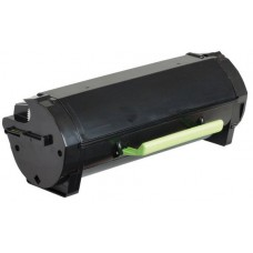 502 Lexmark Compatible Toner Cartridge for 50F2H00 Black
