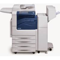 Xerox 7125 Laser Color Printer Used