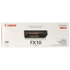 Original Black Canon fx10 Toner Cartridge - (0263B002AA)