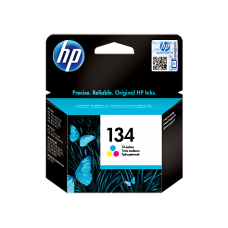 134 HP Tri-color Original Ink Cartridge