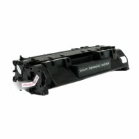 Compatible Black HP 05A Laser Toner Cartridge - (HP CE505A)