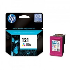 121 HP Tri-color Original Ink Cartridge