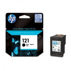 121 HP Black Ink Cartridge